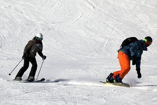 Health Benefits of Skiing and Snowboarding