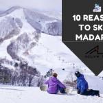 10 Reasons to Ski in Madarao Image of madarao Kogen Ski Resort