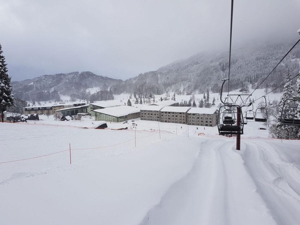 Madapow snow Madarao Ski Resort